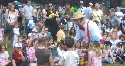 MAGIC OZ THE CHILDRENS FAVOURITE MAGICIAN SURREY